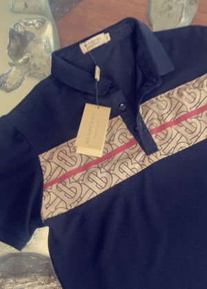 BURBERRY POLO SHIRT FOR MEN for Sale in Dallas, TX