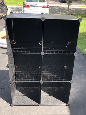 Storage cubes lightweight. Best for kids socks and clothes maybe for Sale in Bartlett, IL