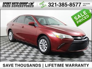 2016 Toyota Camry for Sale in Orlando, FL