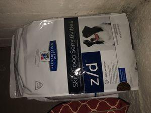 HILLS Prescription Diet Dog Food - Z/D (4 25 pound bags) for Sale in Seattle, WA
