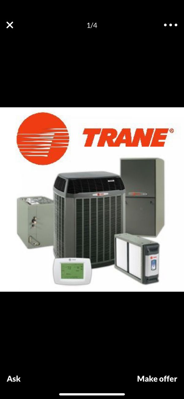 2.5 ton TRANE complete system $1975a