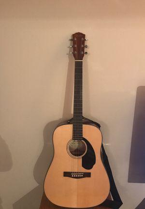 Fender acoustic guitar for Sale in Denver, CO