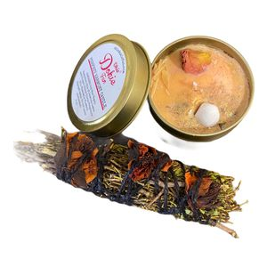 Perfect Harmony Candle & Sage Set for Sale in Fort Mill, SC
