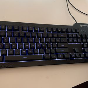 Gaming Keyboard Cyberpowerpc for Sale in Bakersfield, CA