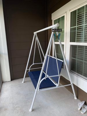 Porch / outdoor swing for Sale in Tampa, FL