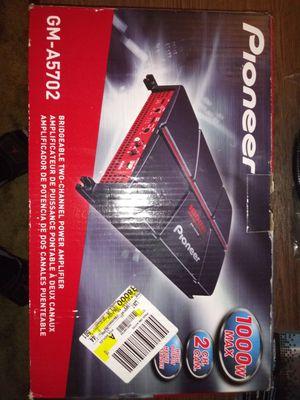 Pioneer Amplifier 1000 watt for Sale in Pittsburgh, PA