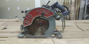 "SkilSaw 10 1/4"" warm drive big foot saw for Sale in Salt Lake City, UT"