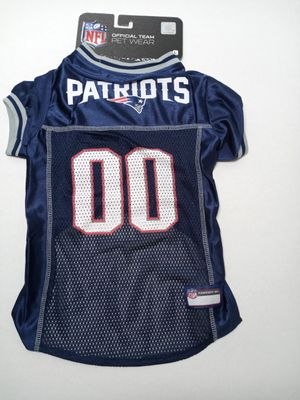 NEW ENGLAND PATRIOTS PET JERSEY for Sale in Brownsville, TX