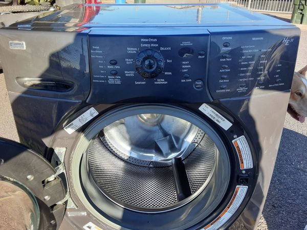Kenmore front load washer Elite HE3T 250$$