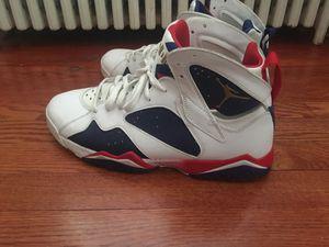 Men's Sz 13 Air Jordan Retro 7 Alternate Olympics for Sale in Washington, DC