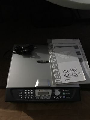 Brother MFC-210c for Sale in Tarpon Springs, FL
