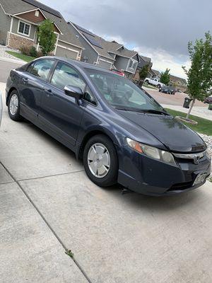 Honda Civic for Sale in Colorado Springs, CO