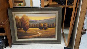 Large landscape frames print for Sale in Rolla, MO