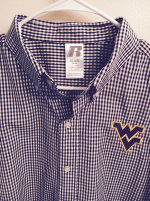 Men's button down West Virginia Shirt for Sale in French Creek, WV