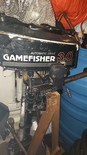 Gamefisher 3.0 boat kotor for Sale in Marysville, WA