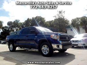 2014 Toyota Tundra 2WD Truck for Sale in Vero Beach, FL