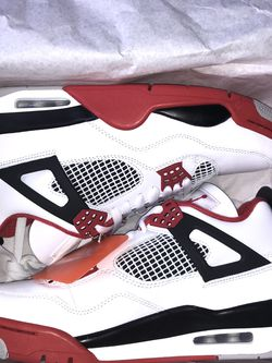 Jordan 4 Fire Red (Size 9.5M) for Sale in Sterling Heights,  MI