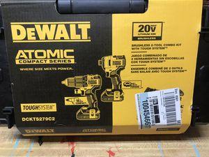 Brand new Dewalt Atomic hammer drill impact driver 20V brushless for Sale in Shelburne, VT