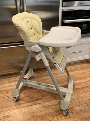 Peg Perago Prima Pappa Best high chair for Sale in Issaquah, WA