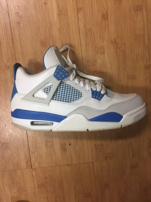 Air Jordan 4 military blue size 8.5 for Sale in Chevy Chase, DC