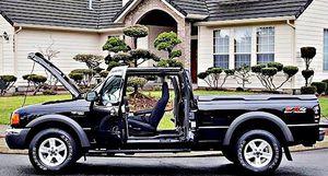 ֆ12OO Ford Ranger 4WD for Sale in Riverside, CA
