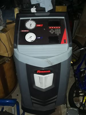 Robinair freon reclaimer for Sale in Lewisville, TX