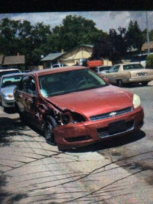 2007 Chevy impala parts for sale for Sale in Sacramento, CA