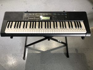 Casio CTK-2300 Keyboard & Stand for Sale in Redondo Beach, CA