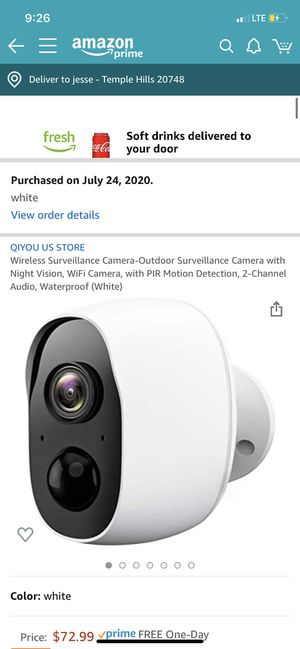 brand new wireless Security Camera for Sale in Brooklyn, NY