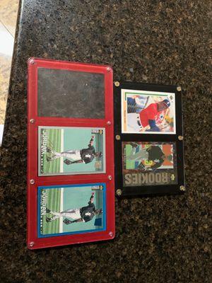Michael Jordon Baseball cards for Sale in Federal Way, WA