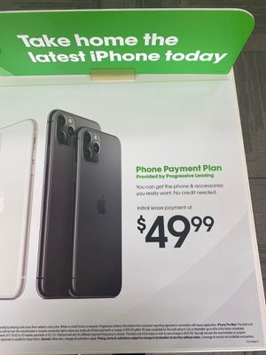 Phone Payment Plan at Cricket Wireless for Sale in Amarillo, TX