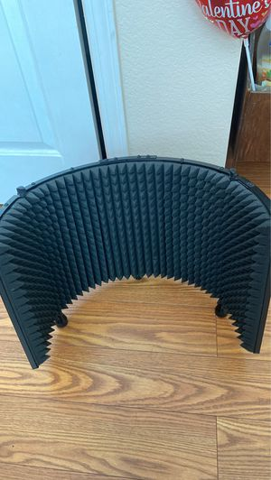 Professional Sound Proof Barrier For Mic for Sale in Milpitas, CA