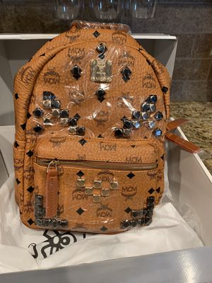 Men's Real Leather Backpack for Sale in Atlanta, GA