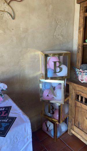 Gender reveal stuff for Sale in Los Angeles, CA