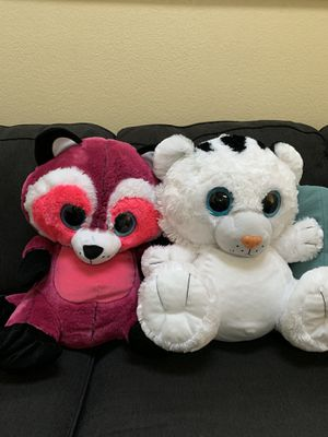 Large stuffed animals for Sale in Colorado Springs, CO
