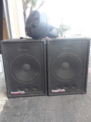 Dj speakers for Sale in Vista, CA