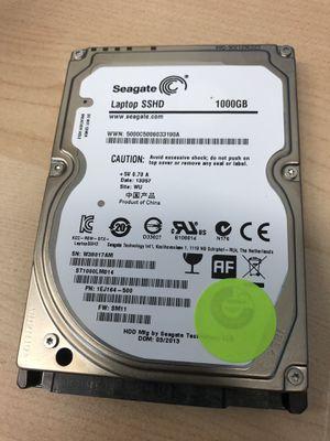 "1TB -2.5"" SSHD Segate laptop drive - HYBRID for Sale in West Covina, CA"