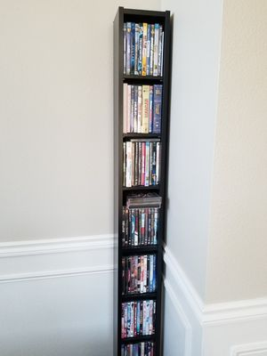 Dvd tower and dvds for Sale in Vancouver, WA