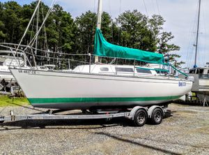 1982 - S2 7.9 Racing Sailboat for Sale in Hayes, VA