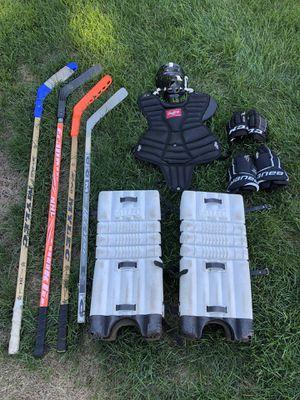 Street Hockey Bundle for Sale in Tewksbury, MA