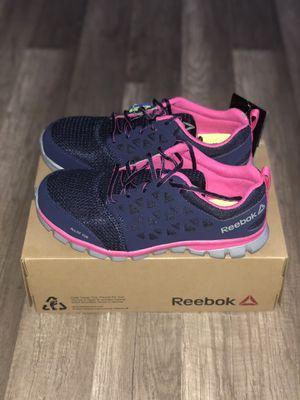Women's Reebok Work Shoe - Alloy toe 8.5 for Sale in Corpus Christi, TX