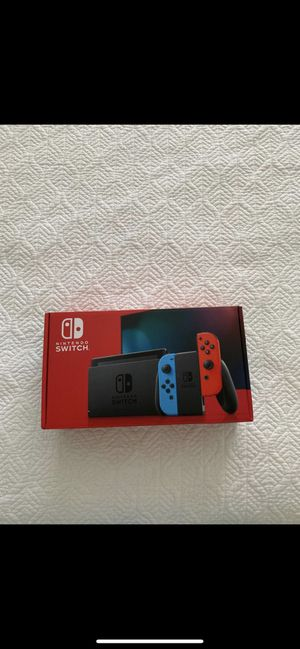 Nintendo switch V2 2020 with extended battery $400 or best offer for Sale in Altamonte Springs, FL