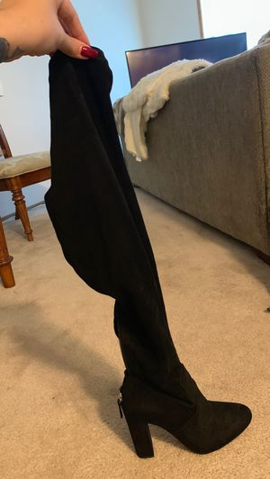 Steve Madden High Thigh Boots for Sale in Monroe, WA