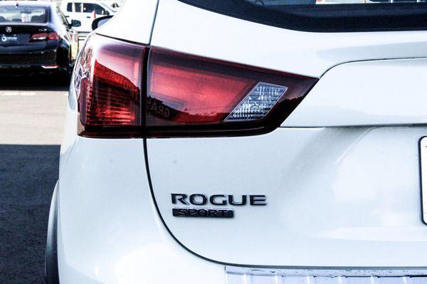 2018 Nissan Rogue Sport