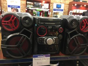 Panasonic stereo system for Sale in Chicago, IL