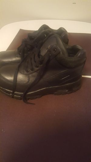 Nike Boots Boys size 6.5 for Sale in Raleigh, NC