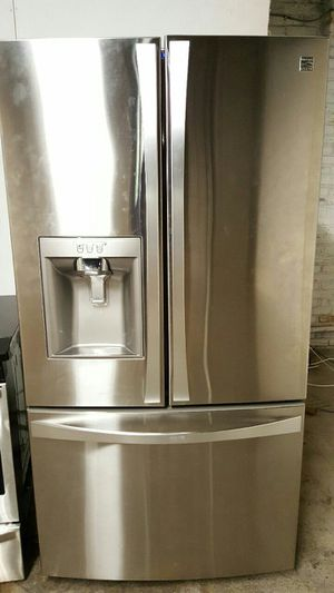 Stainless steel refrigerator for Sale in Philadelphia, PA