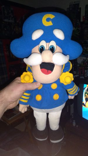 Captain Crunch plush Doll 1992' for Sale in Humble, TX