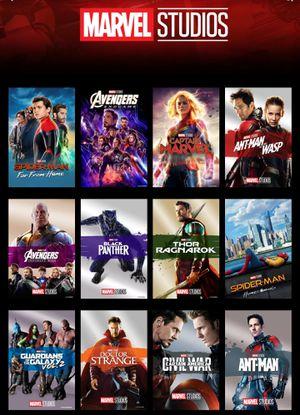 Marvel Cinematic Universe 4K Movie collection for Sale in Brandon, FL