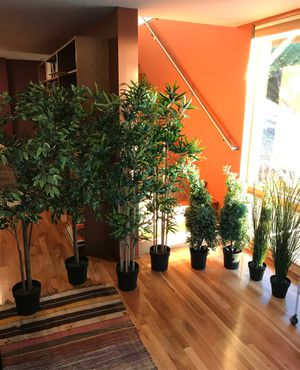 8 ikea fake plants for Sale in Los Angeles, CA